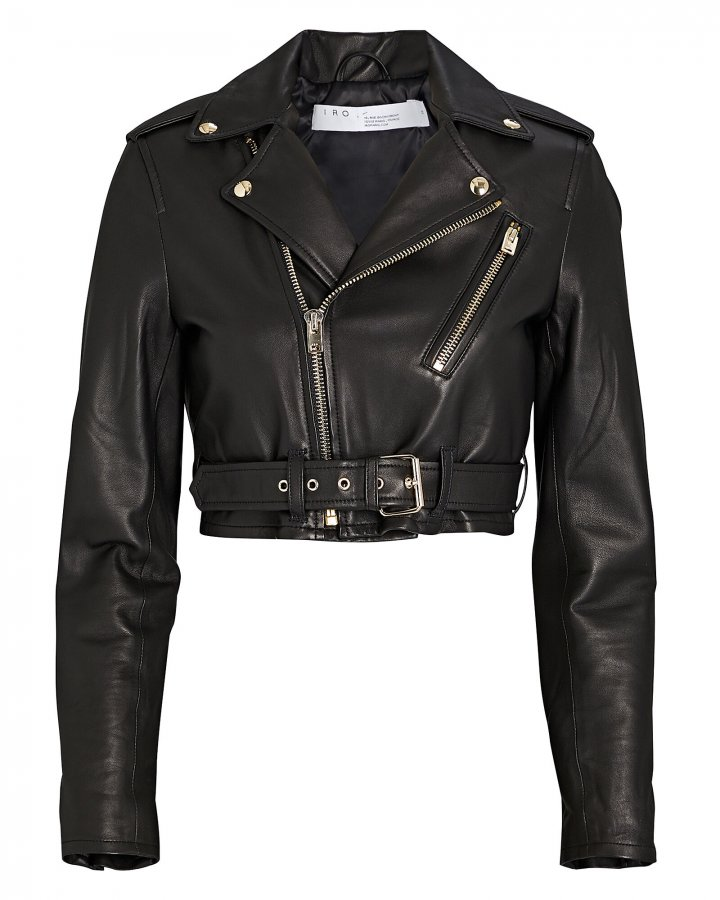Denali Leather Moto Jacket