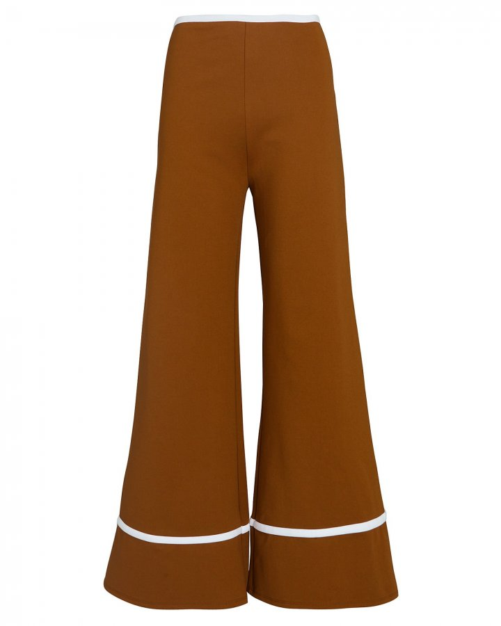 Julian Flared Knit Pants