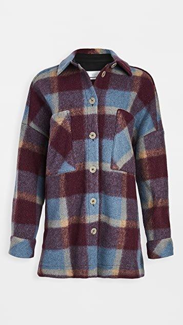Iro Experience Backpa Coat