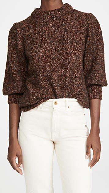Rosalind Alpaca Sweater