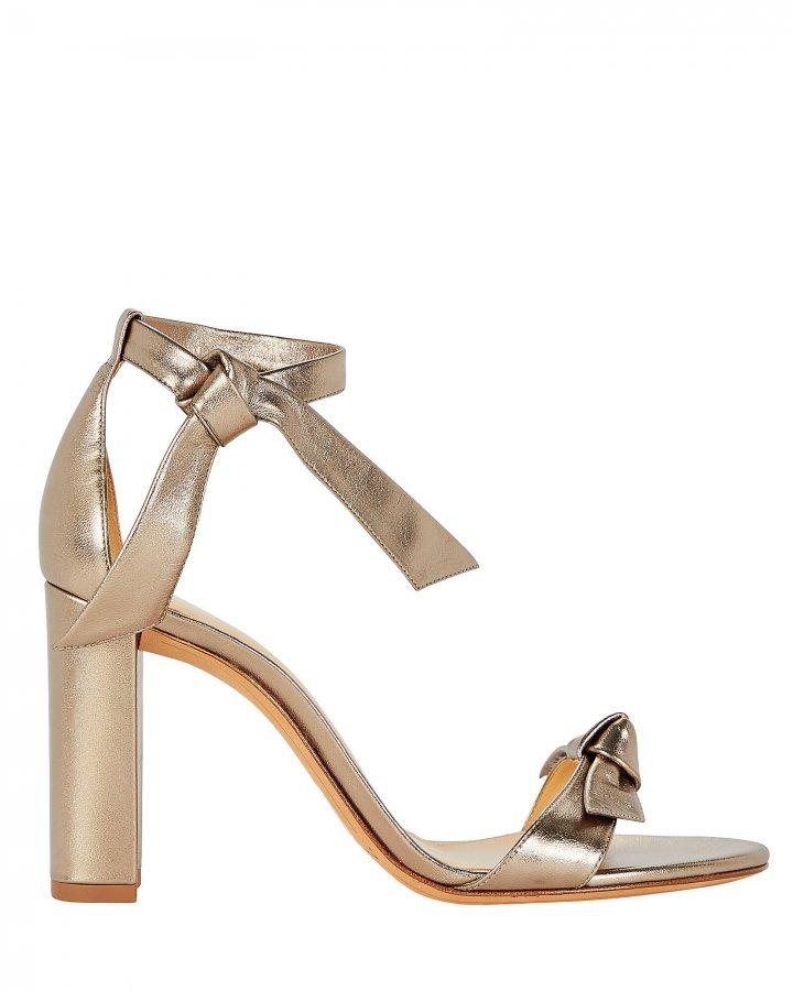 Clarita 100 Block Sandals