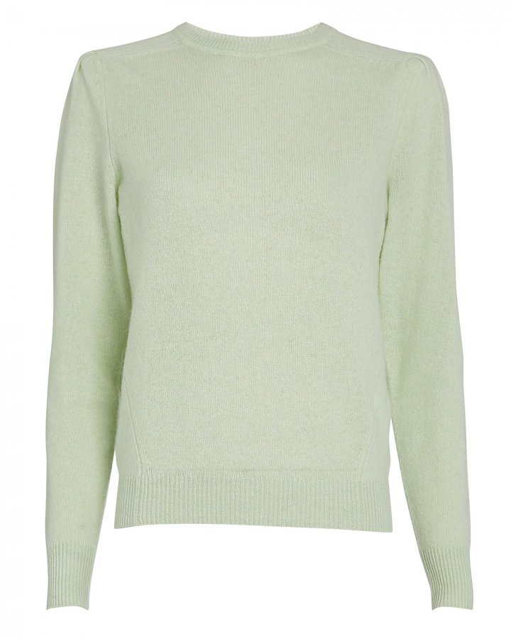 Easy Cashmere Crewneck Sweater