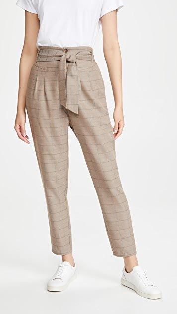 Line of Best Fit Pants