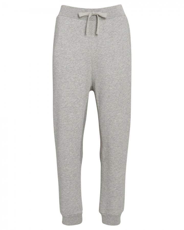Easy Cotton Terry Joggers