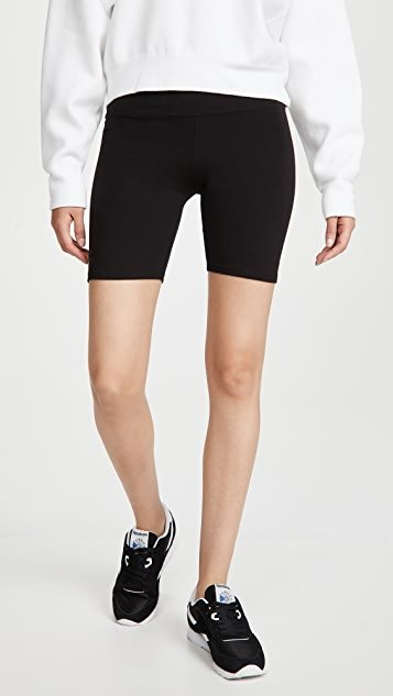 Court High Rise Bike Shorts
