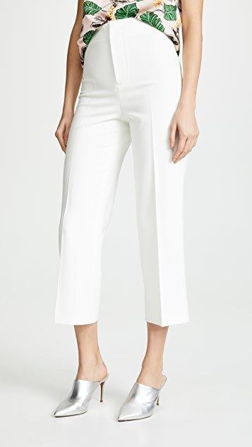 Lorinda Super High Waisted Crop Pants