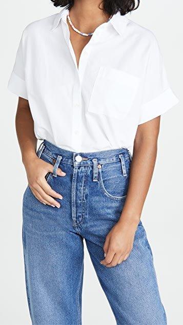 Mira Short Sleeve Top