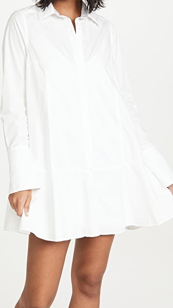 All For You Shirt Dress
