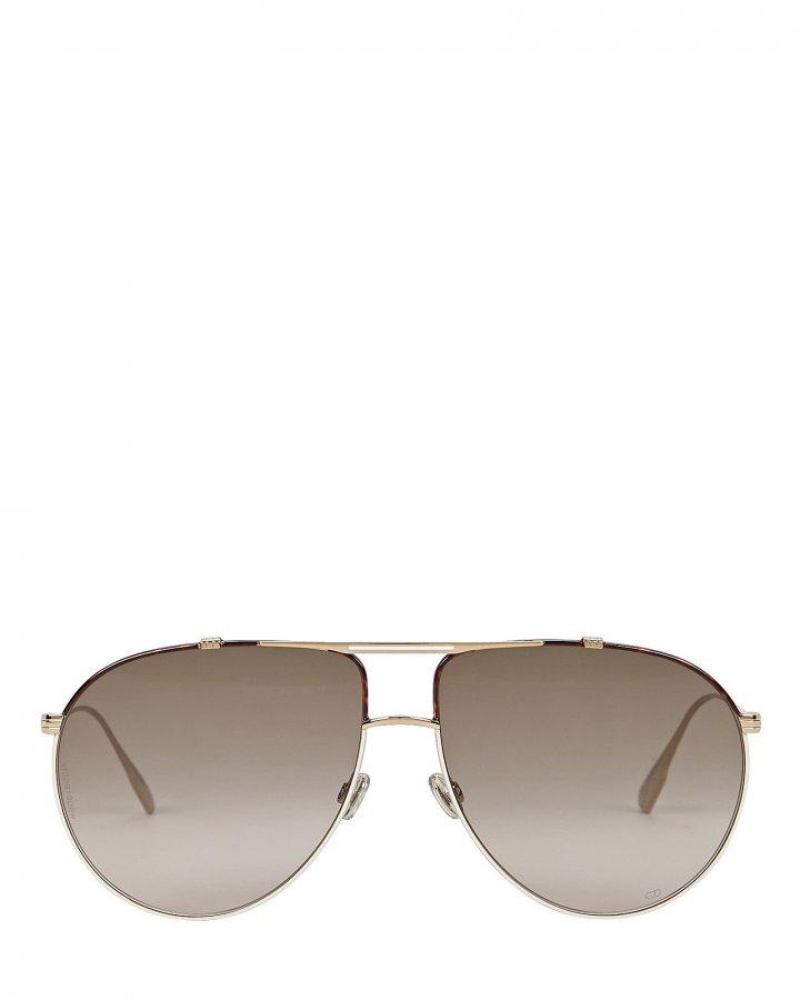 DiorMonsieur1 Aviator Sunglasses