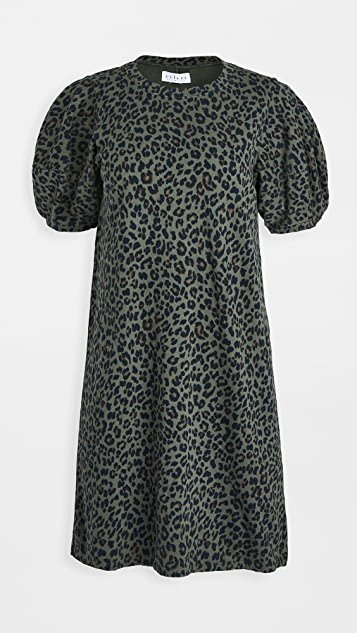 Arion Leopard Dress