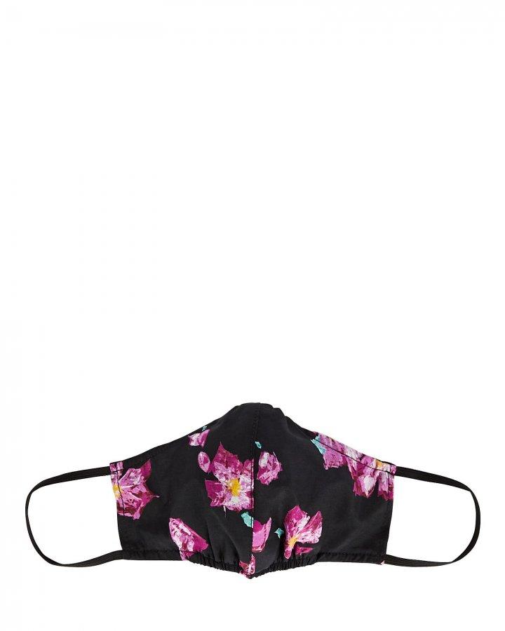 Floral Cotton Face Mask