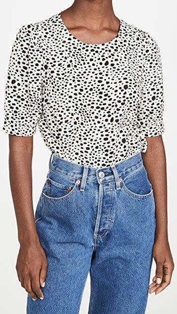 Hey Kitty Leopard Top
