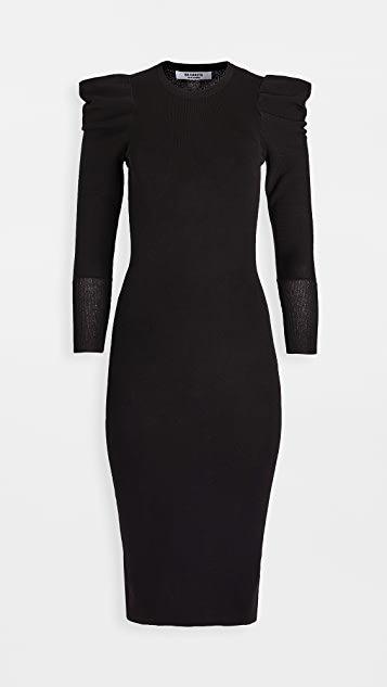 Puff Idea Sweater Dress