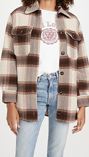 Lucky Lumber Plaid Jacket