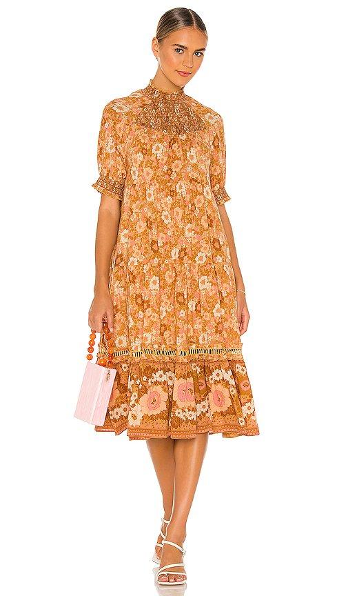 Anne Midi Gown