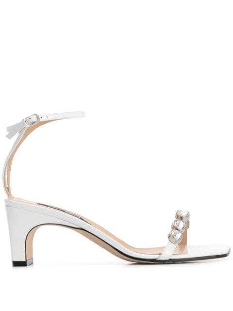 Sergio Rossi Sr1 Sandals Aw20   Farfetch.Com