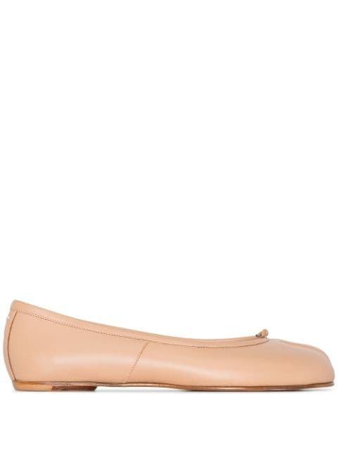 Maison Margiela Tabi Ballerina Shoes Aw20   Farfetch.Com