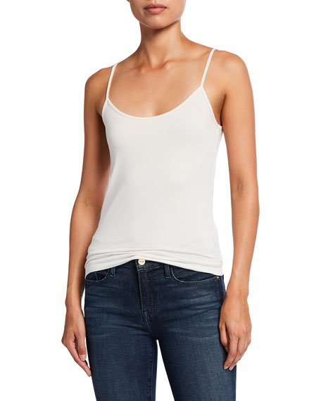 Basic Scoop-Neck Cami