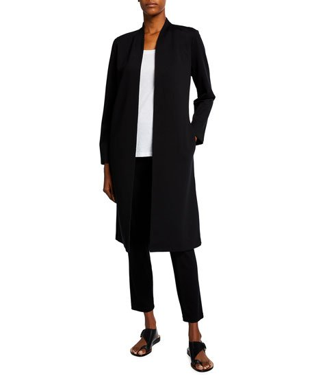 Lyocell Jersey Straight Jacket