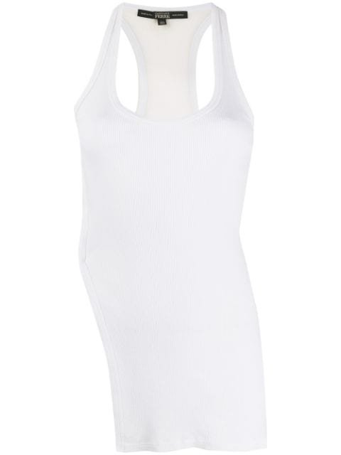 Gianfranco Ferré Pre-Owned 1990S Asymmetric Tank Top Vintage | Farfetch.Com