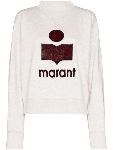 Isabel Marant Étoile logo-embroidered Sweatshirt