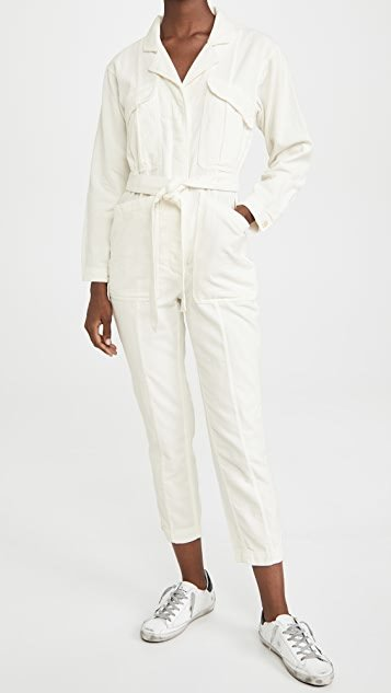 Expedition Cord Jumpsuit