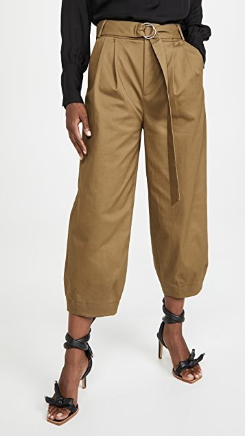 Stella Ankle Length Sculpted Pants