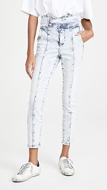Fame Game High Wasted Jeans