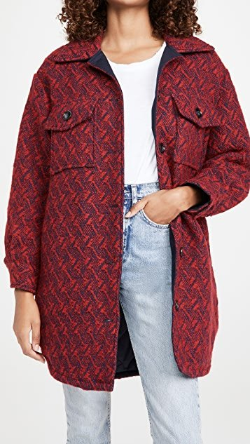Kade Long Jacket