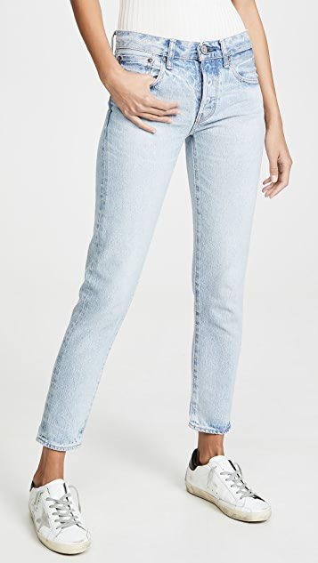 Camilla Tapered Jeans