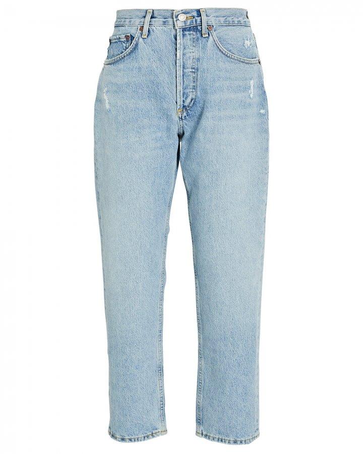 Parker Straight-Leg Jeans