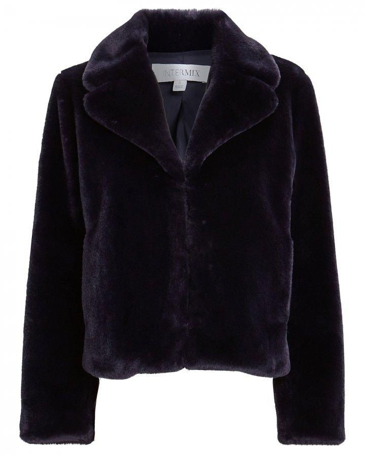 Amanda Faux Fur Jacket
