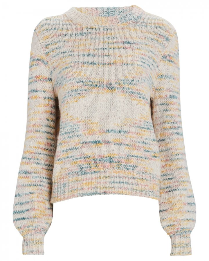 Sybil Oversized Crewneck Sweater