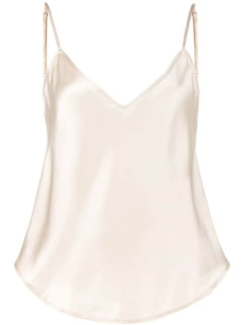 Reformation Teddy Camisole Top Ss20 | Farfetch.Com
