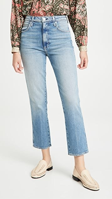 Chloe Crop Jeans