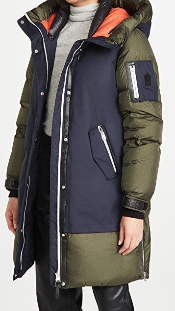 Inari Down Jacket