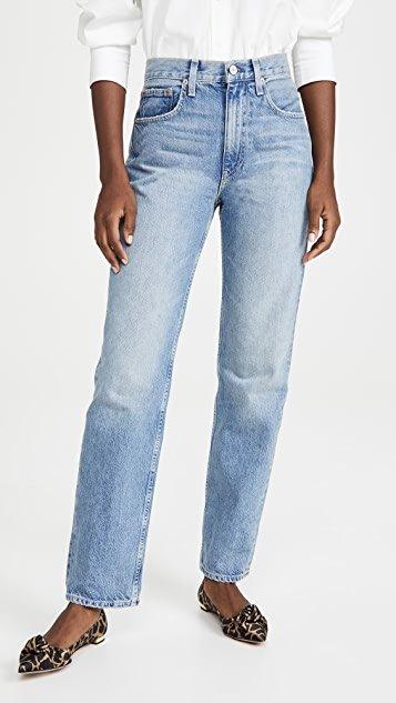 Paloma 90\'s Straight Full Length Jeans
