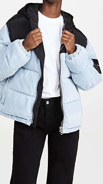 Puffer Hybrid Jacket