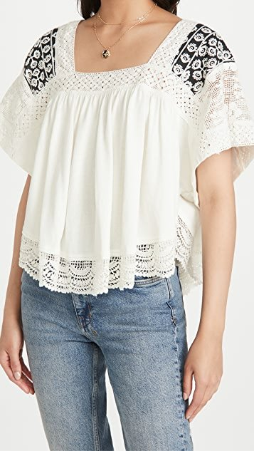 Prairie Days Top
