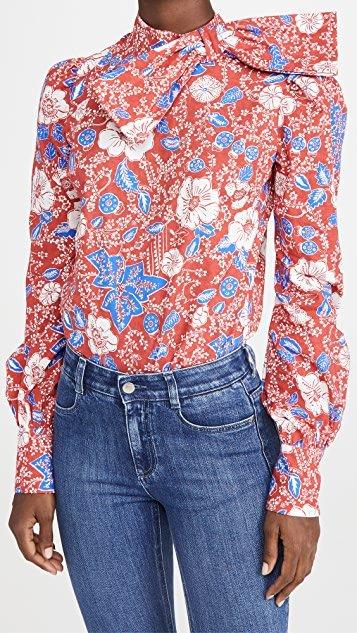 Camicia Batick Top