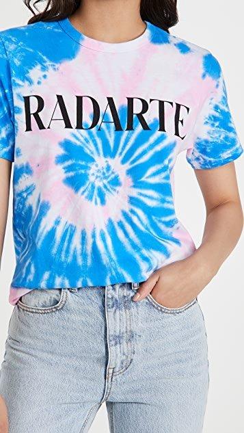 Radarte Tie Dye T-Shirt