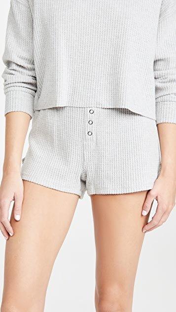 Starry Waffle Shorts