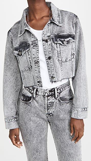 Ultra Crop Jacket