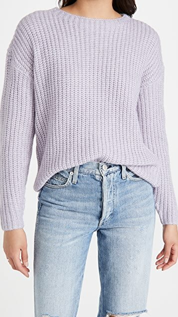 Knit\'s A Look Funnel Neck Sweater