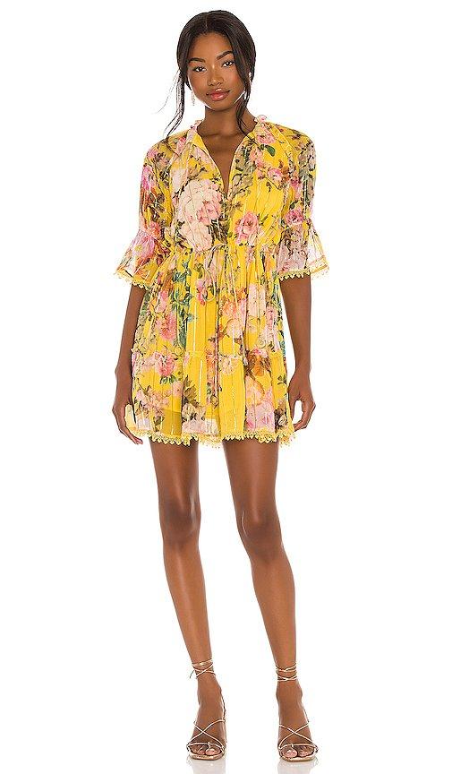 X REVOLVE Fluer Mini Dress