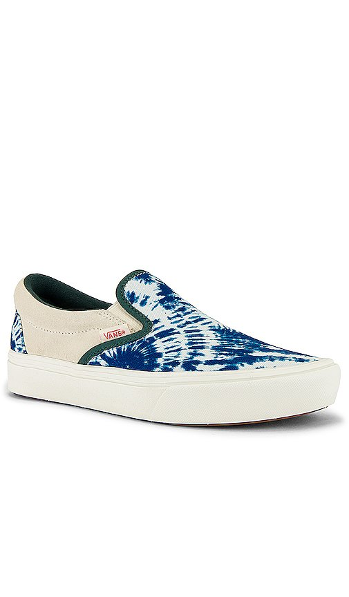 Comfycush Slip-On Tie-Dye