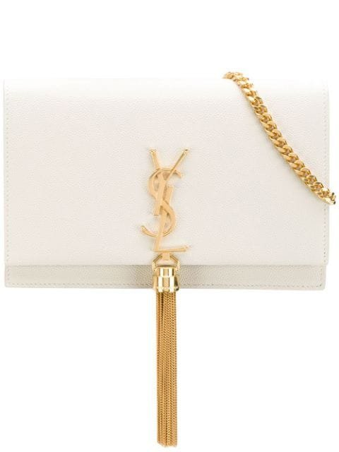 Saint Laurent Kate Tassel Chain Bag Aw20 | Farfetch.Com