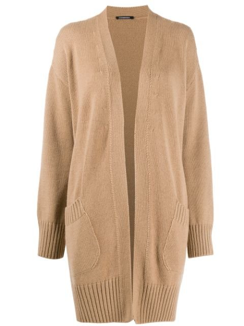 Canessa Sandy Dropped Shoulder Cardigan