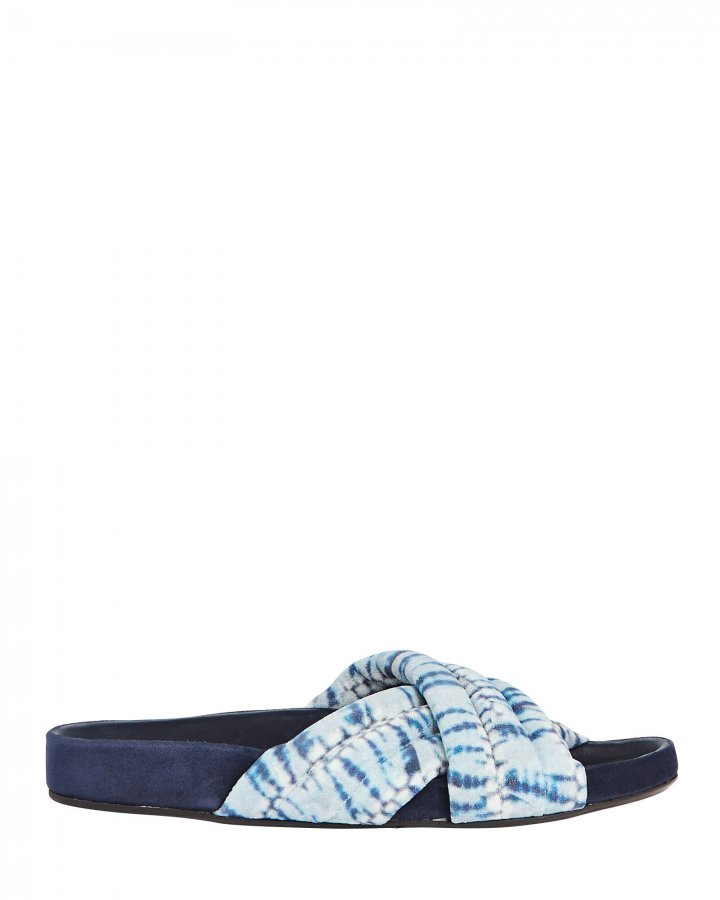 Holden Tie-Dye Slide Sandals