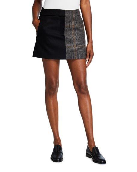 Mats Mini Trouser Skirt